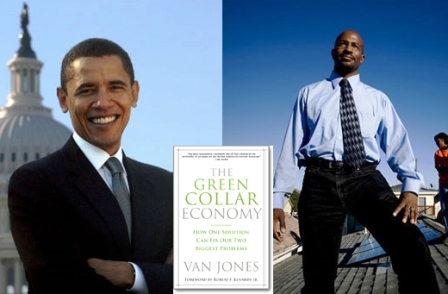The rise and fall of Van Jones