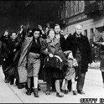 Jewish Ghetto Residents After Uprising